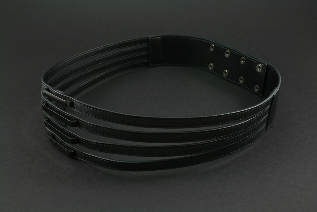 Quad Belt Black